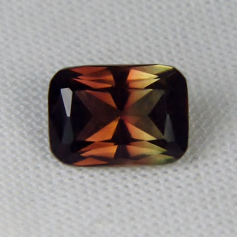 Collectors! Rare Copper Bearing Bi Color Tourmaline Nigeria!  GLI Litnon.com