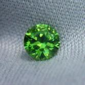 Top Gem! Old Mine Russian Demantoid Garnet GLI