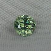 $NR$ Brilliant! Top Gem  Russian Demantoid Garnet GLI