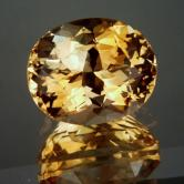 Bright! Natural Golden Citrine  Brazil 20.18 ct GLI