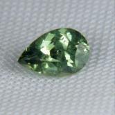 Bright and Pretty!  Demantoid Garnet Namibia  GLI