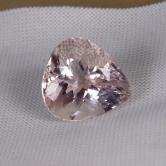 Brilliant!  Pink Morganite Madagascar 13.23 ct GLI