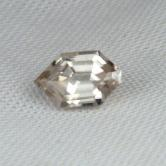 Light Golden Honey Natural Zircon Tanzania 1.80 ct GLI
