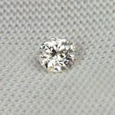 Antique ~ Vintage Old Mine Cut Diamond 0.25 ct GLI