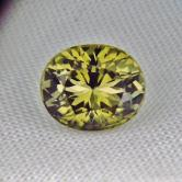 USA Cut! Collectors Color Tourmaline Nigeria 4.88ct GLI