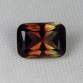 Collectors! Rare Copper Bearing Bi Color Tourmaline Nigeria!  GLI
