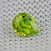 Perfect Horsetail Inclusions Russian Demantoid Garnet GLI