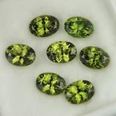 Bright & Pretty!  Arizona Peridot  Lot 6.01ct tw  GLI