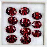 High End! Spessartite Garnet Lot Nigeria 19.09 ct GLI