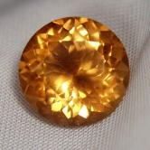 Big & Bright! Natural Golden Citrine Sri Lanka 15.23 ct  GLI