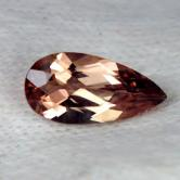 Rare! Collectors Gem Quality Axinite Pakistan 1.96ct GLI