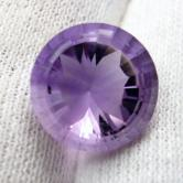 Unique Brazil Amethyst With Butterfly 5.75 ct GLI