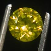 Rare! Old Mine Russian Demantoid ~Topazolite~ Garnet GLI
