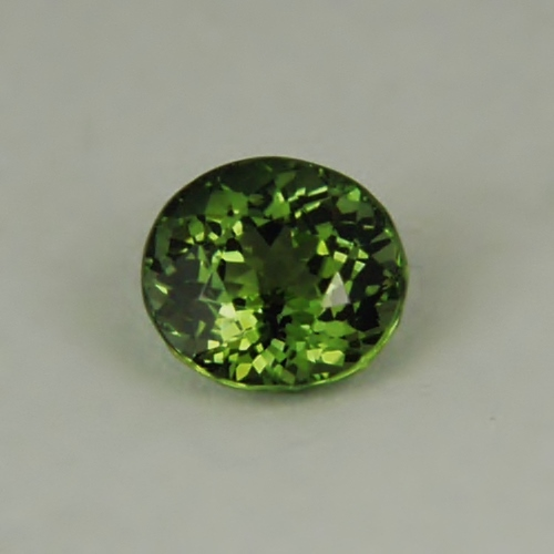 Bright! Natural Green Tourmaline Nigeria 1.79 ct GLI Litnon.com