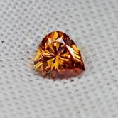 GIA Certified Natural Fancy Color Diamond!  GLI