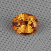 Quality Color & Cut!! Rich Golden Yellow Montana Sapphire GLI