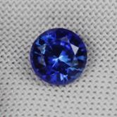 Great Color & Fire!  Natural Ceylon Sapphire! 1.28ct  GLI